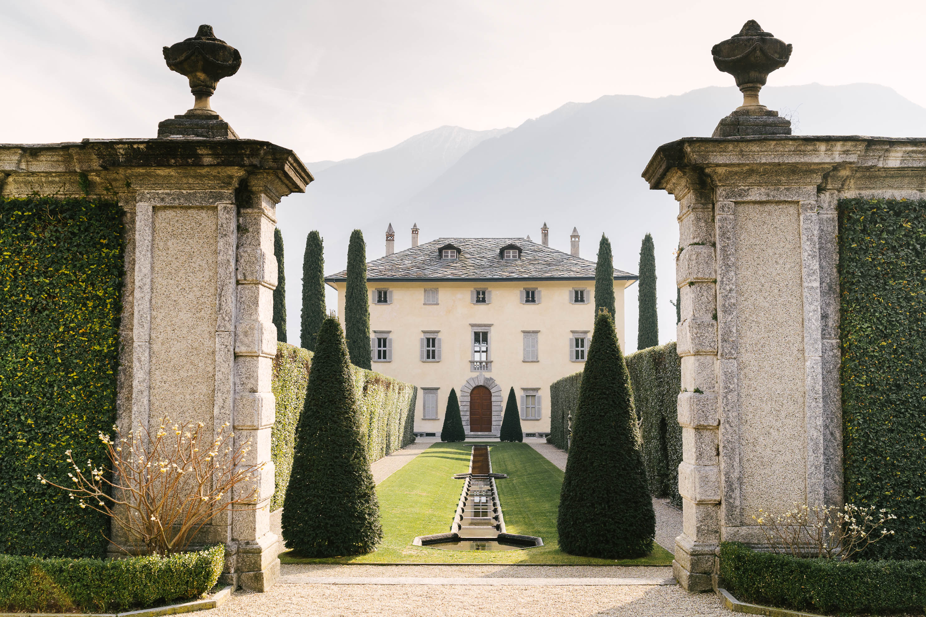Villa Balbiano Wedding Venue in Lake Como, Italy